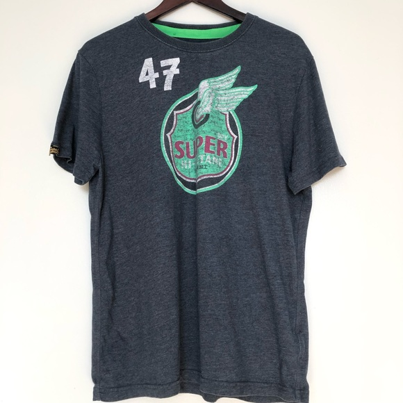 f1044a16 Superdry Tops   Super Dry Limited Edition Tee Shirt Size Xxl   Poshmark